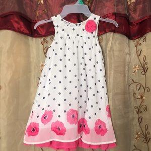 Blueberi boulevard Girl's Summer Dress Size 4
